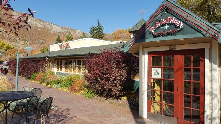Ruth's Diner in Salt Lake City, Utah