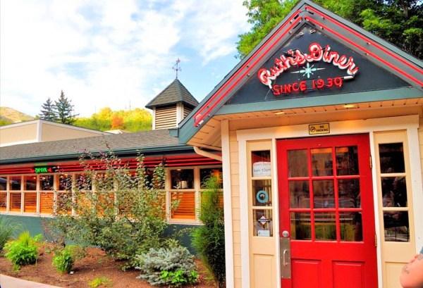 Ruth's diner in Utah