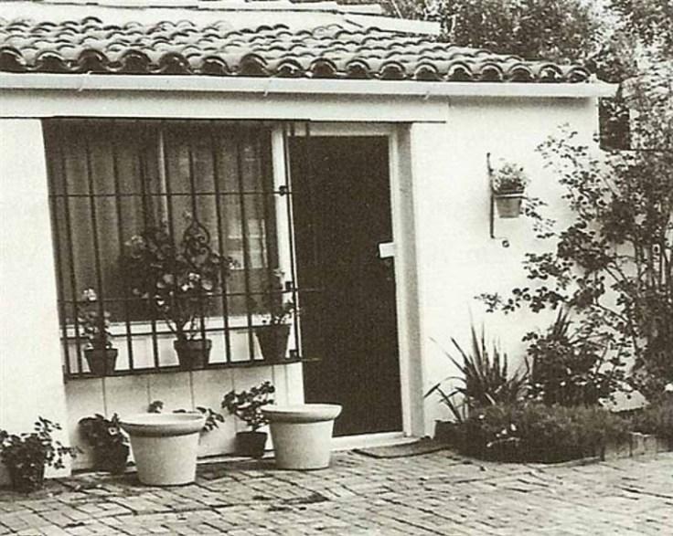 Marilyn Monroe's death house
