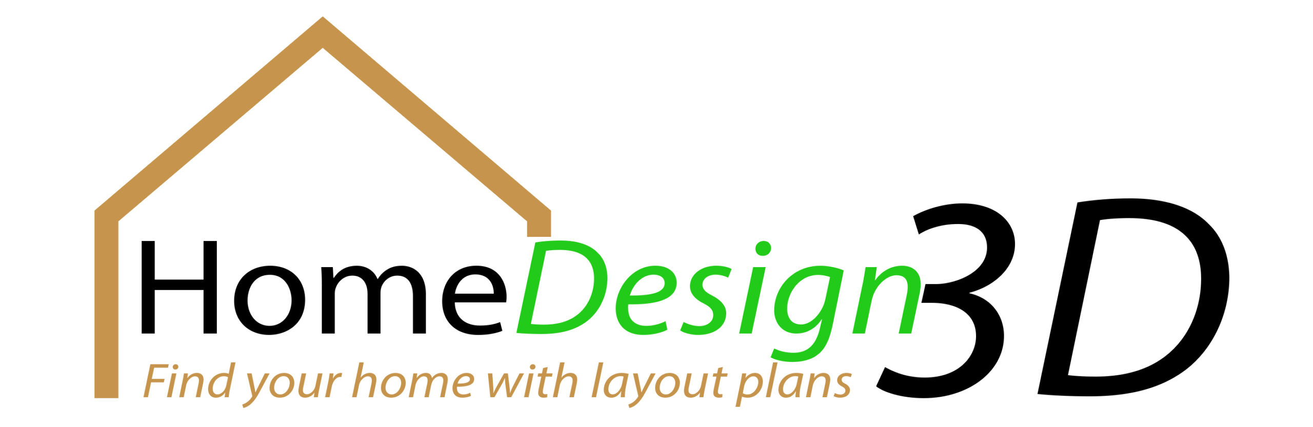 Home design 3d logo