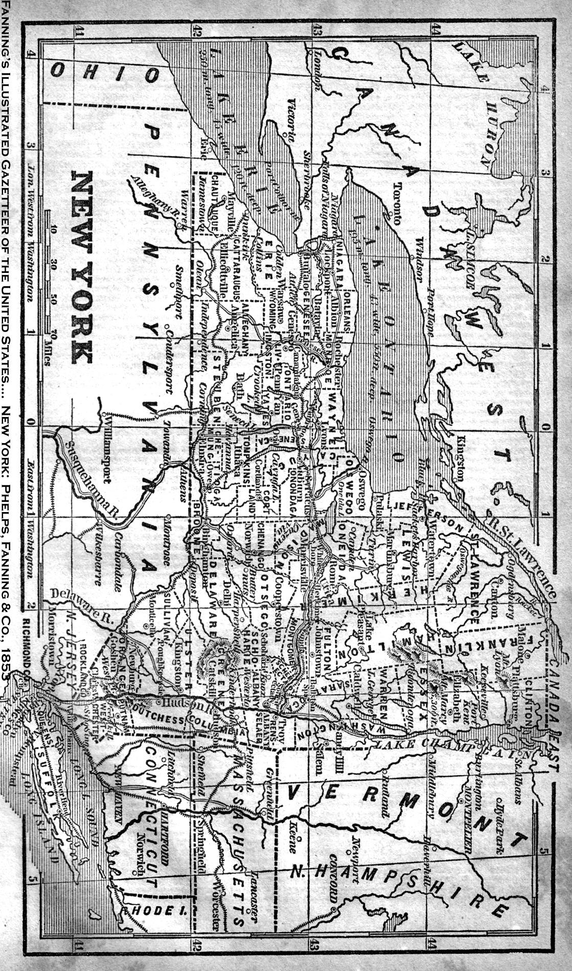 Underground Railroad Digital Classroom Maps Amp Images