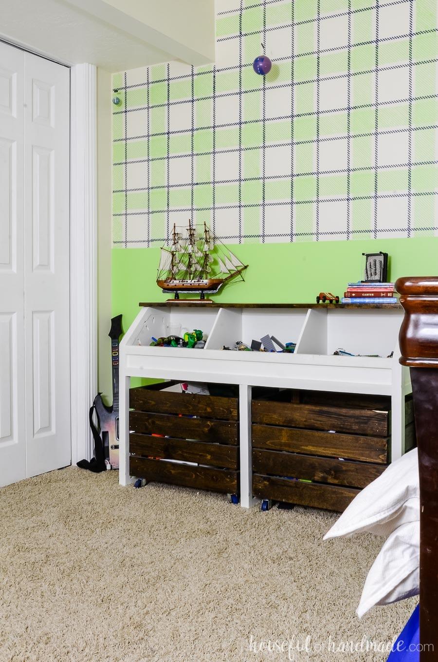 Blue Green Boys Bedroom Ideas Houseful Of Handmade
