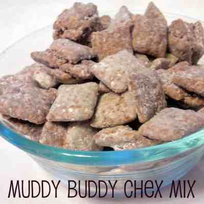 Muddy Buddy Chex Mix