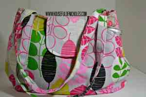 Lots of Pockets Tote - Michelle Patterns