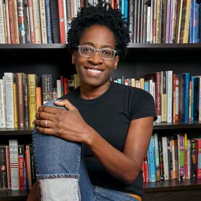 Houseful Of Black History | Jacqueline Woodson – Author