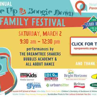 NPN's 5th Annual Wake Up & Boogie Down Family Festival #Giveaway