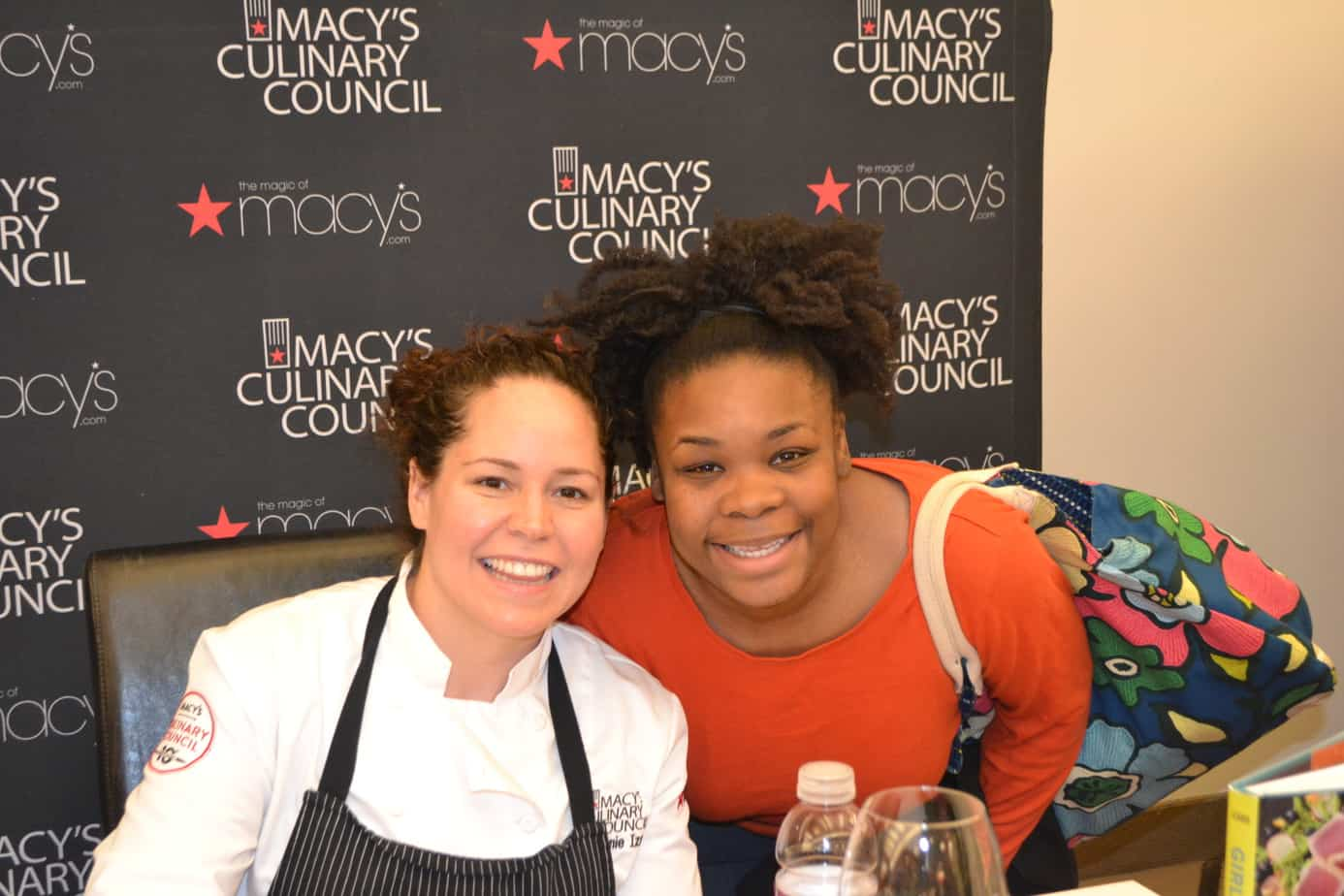 Stephanie Izard and Houseful of Nicholes Girl & The Goat