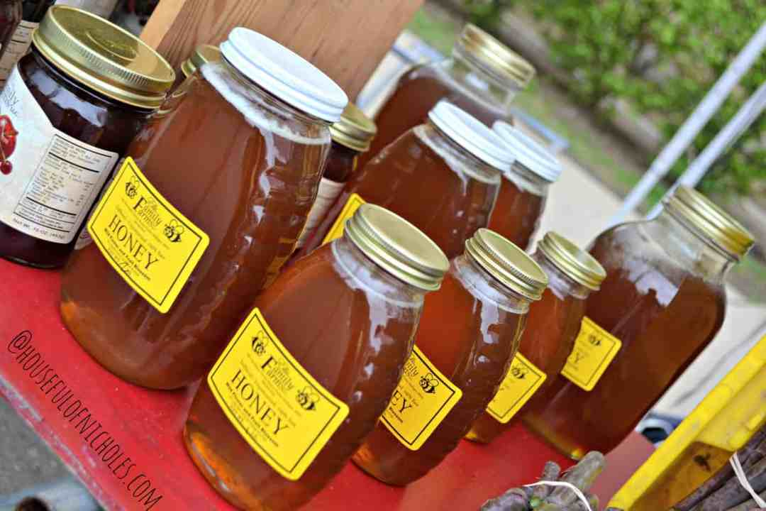 Farmers Market Honey
