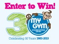 My Gym Fit & Healthy Family Sweepstakes