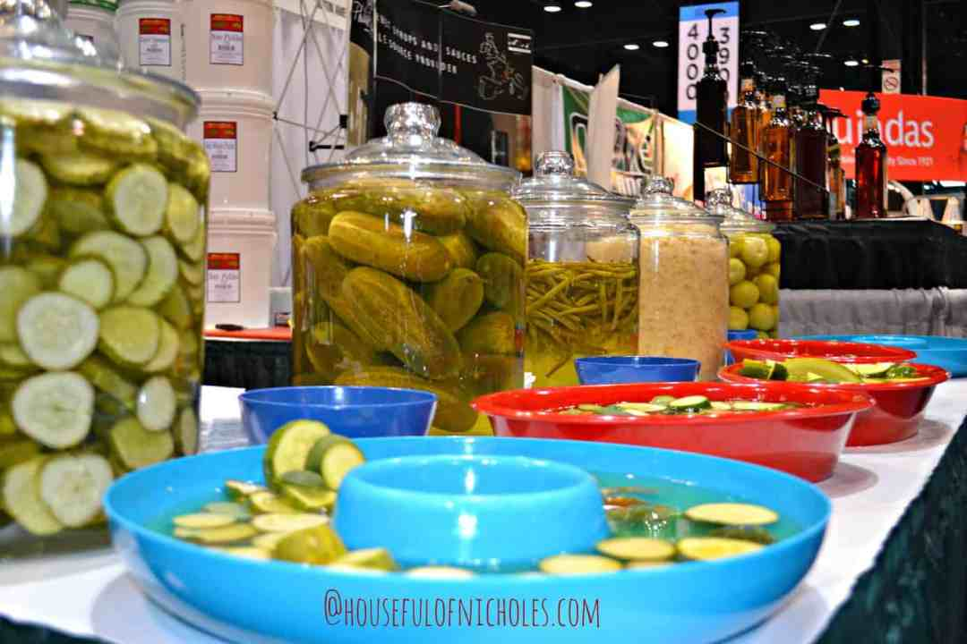 National Restaurant Association Pickles