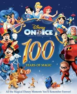 Disney On Ice Celebrates 100 Years {Chicago}