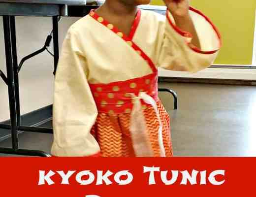ModKids Kyoko Tunic Dress