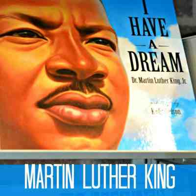 Martin Luther King Jr. Day Homeschool Activities