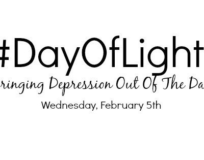 #DayOfLight Guest Post – Shining Light On Depression