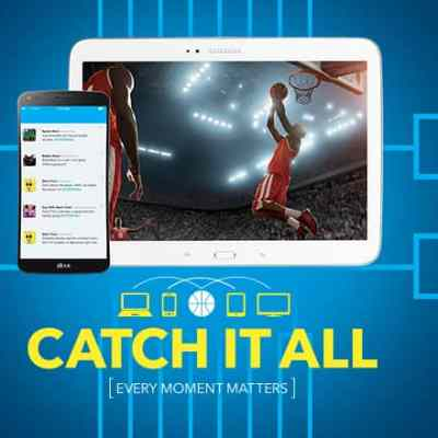 During March the Madness Starts. Use Best Buy to #CatchItAll