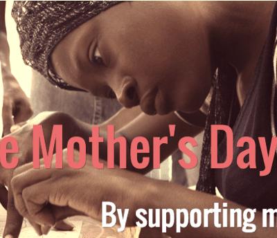 Celebrate Mom and Support Macy's Heart of Haiti