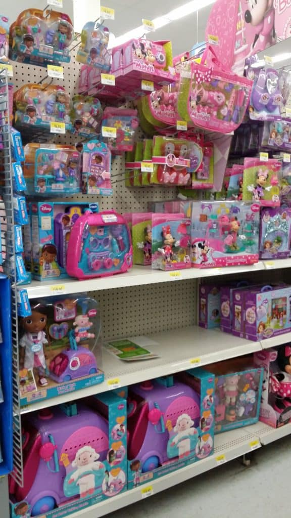 Doc McStuffin Toys at Walmart