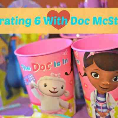 Celebrating Six With Doc McStuffins and Disney Junior #JuniorCelebrates #CollectiveBias #shop