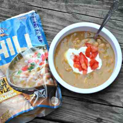 Quick Lunch with Progresso Chili #ProgressoChili