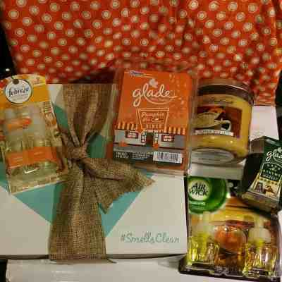 I Have A Scent Issue – and Pumpkin is My Choice Lately #SmellsClean