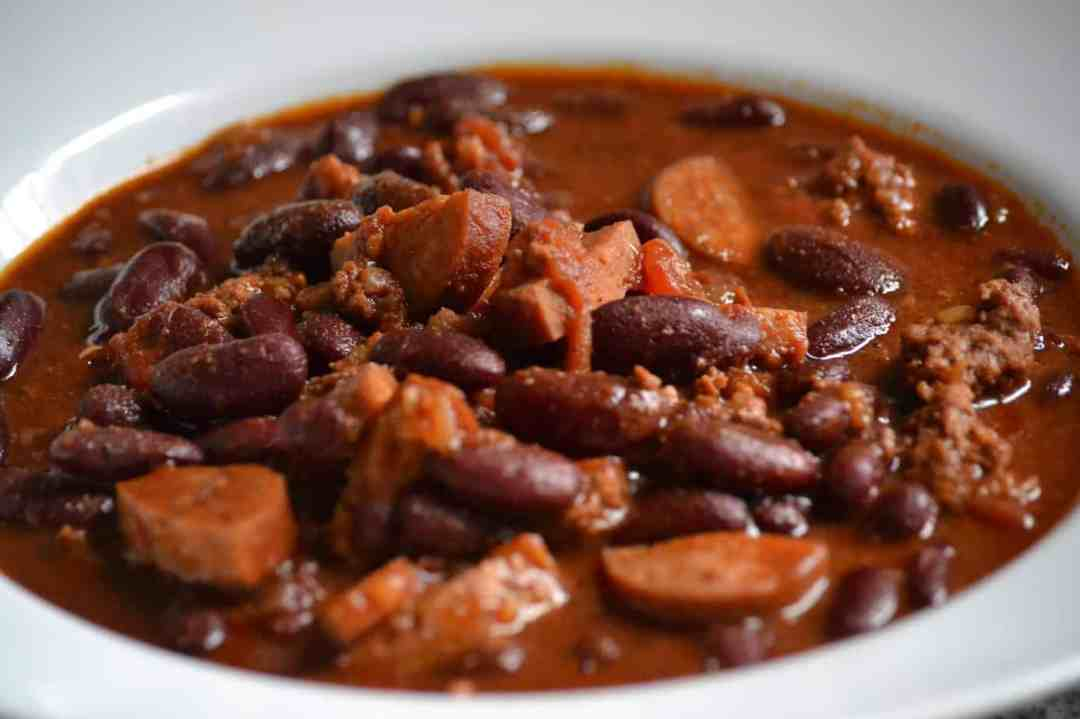 Homemade chili doesn't have to be an all day affair. Just check out this post from Houseful of Nicholes!