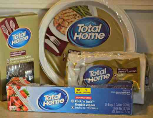 Total Home Paper and Plastic Products