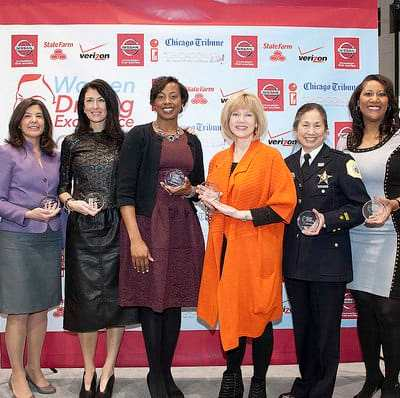 Women Driving Excellence: Recap #WDE15