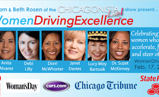 Women Driving Excellence