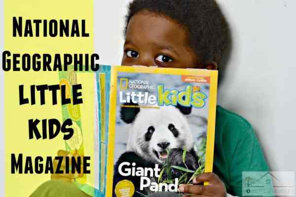 National Geographic Little Kids Magaizine