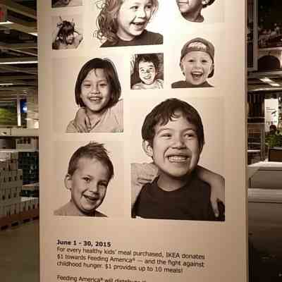 IKEA is Feeding the Future with Feeding America