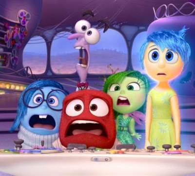 Our Must See Weekend List: Inside Out and Jurassic World #SummerWatchAThon