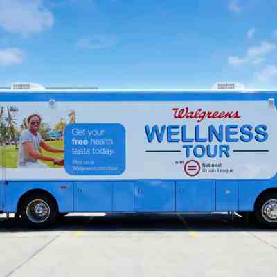 National Urban League and Walgreens Partner for Wellness Tour