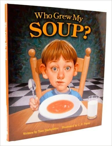 Who Grew My Soup?