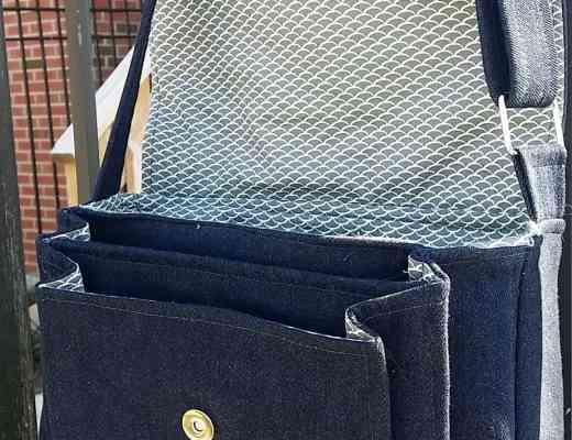 Appaloosa Bag Pattern by Sew Sweetness