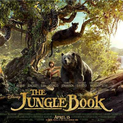 Jungle Book Stampedes into Theaters April 15