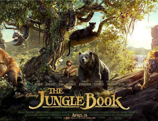 Disney's The Jungle Book in theaters April 15