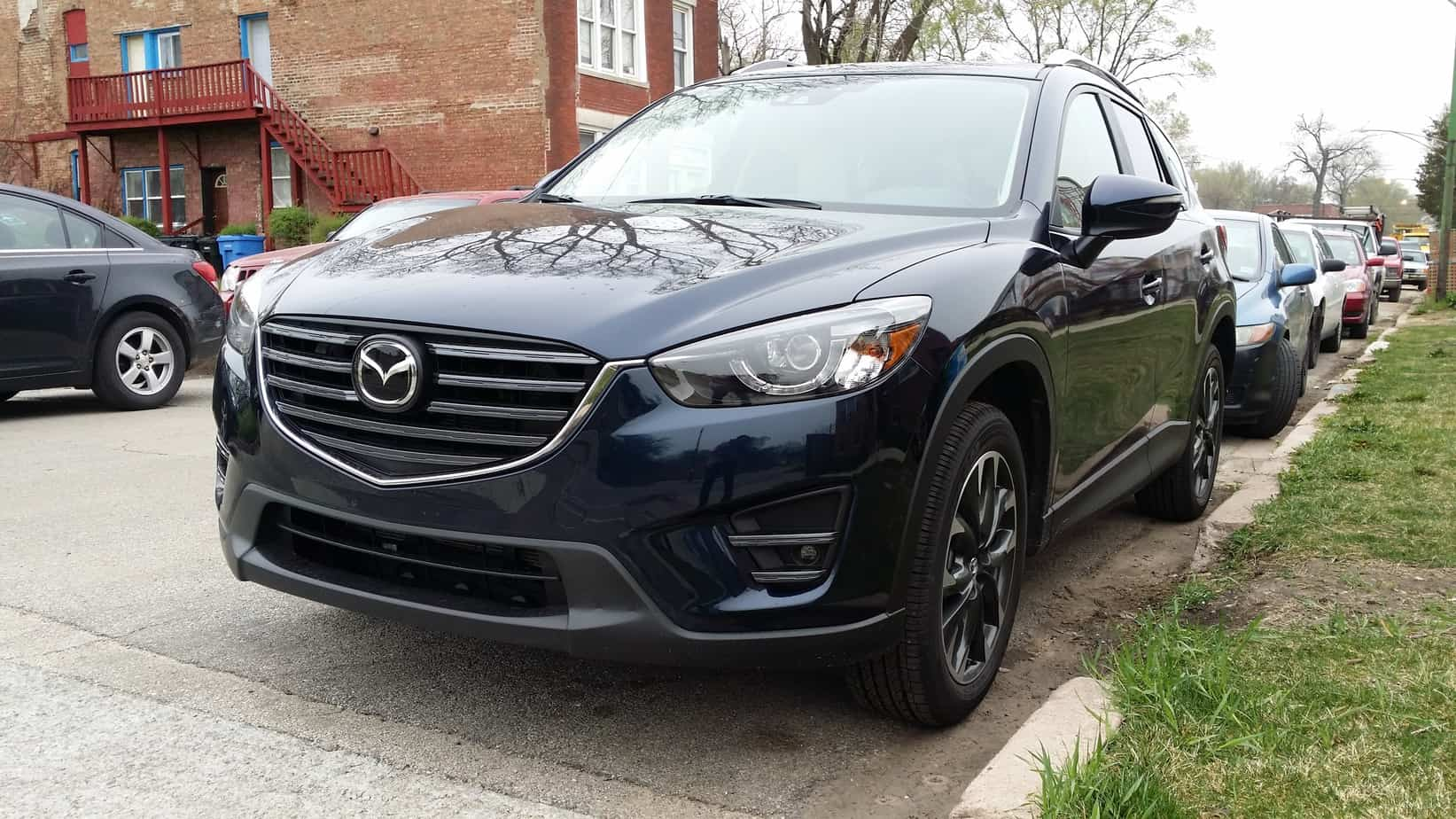 Earth Day with Mazda CX5