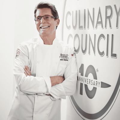 Rick Bayless Cooking Demo at Macy's State Street