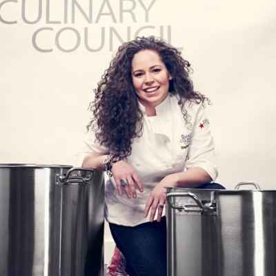 Stephanie Izard Demo at Macys 7/21