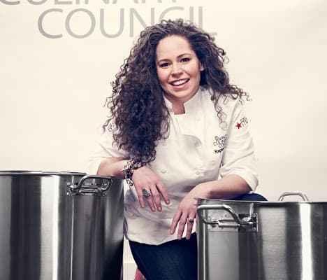 Stephanie Izard Macy's Chef