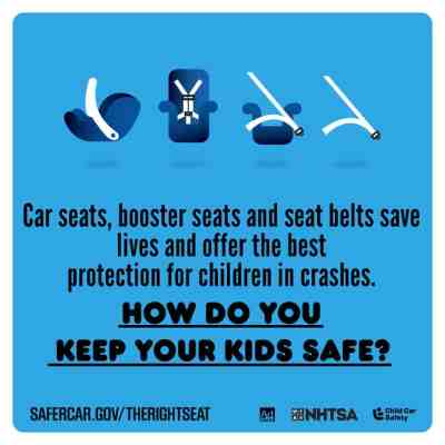Car Seat Safety Saves Lives