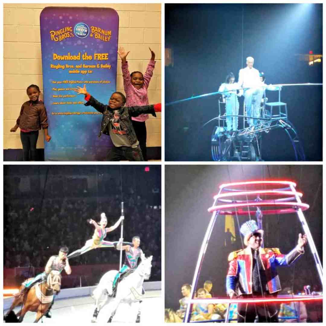 Ringling Brothers Barnum and Bailey Circus