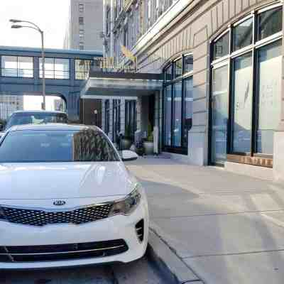 Exploring Davenport, Iowa in the Kia Optima