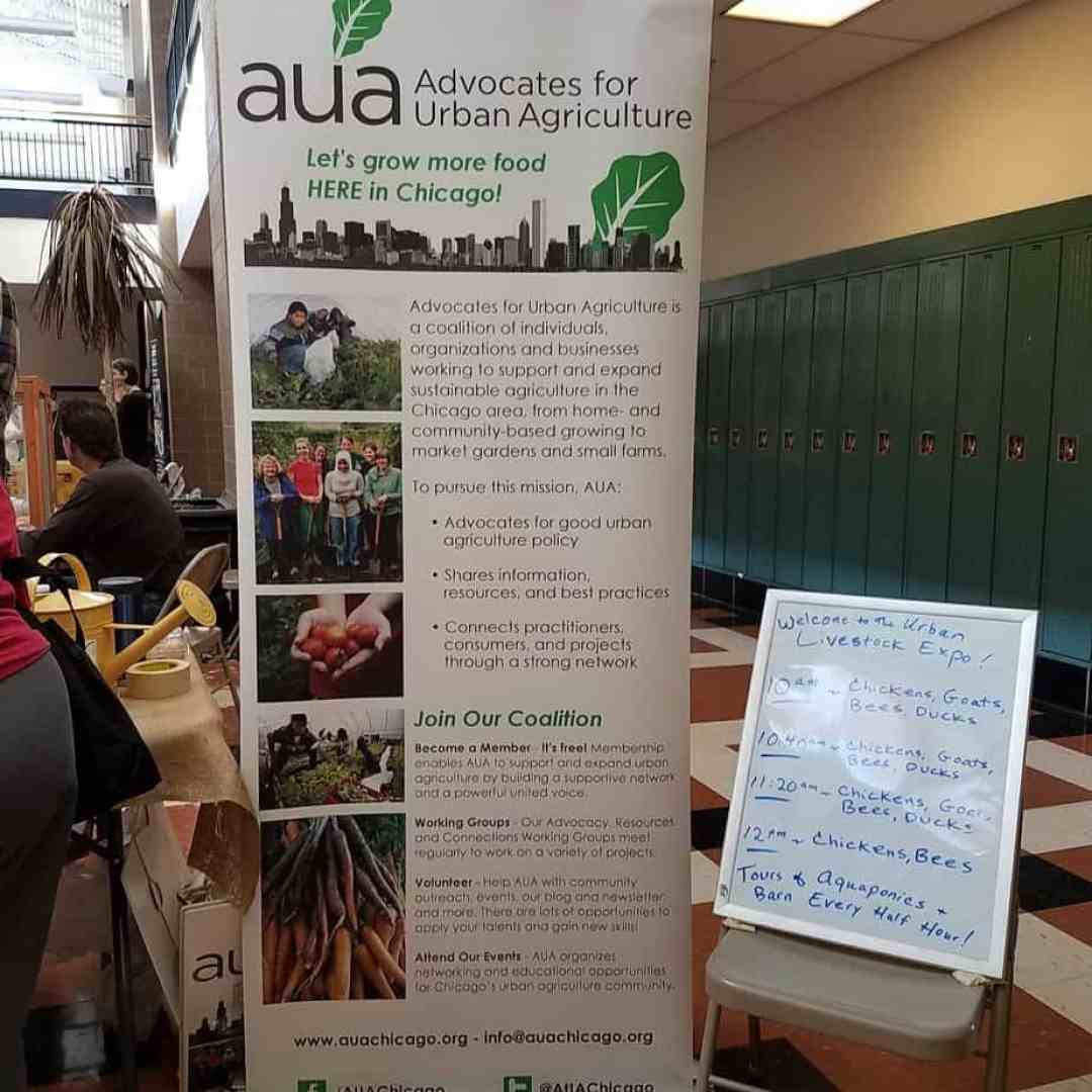 Advocates for Urban Agriculture