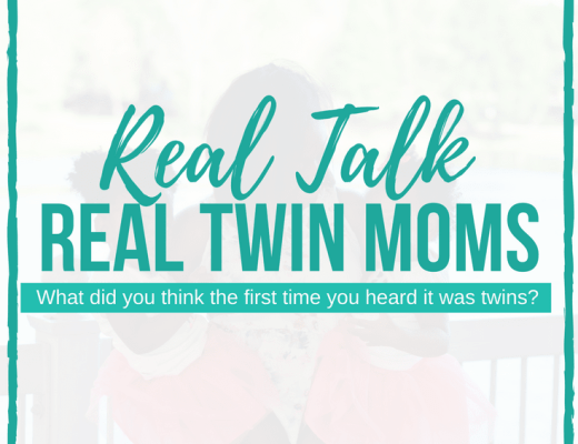 Real Talk with Real Twin Moms