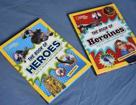The Book of Heroes & The Book of Heroines