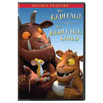 The Gruffalo and The Gruffalo's Child {Giveaway}