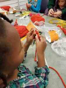 Learning to Knit with JoAnn Stores