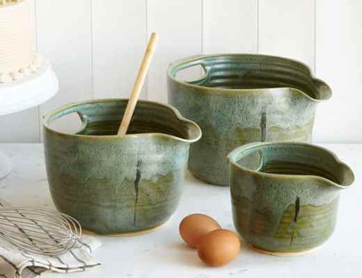 Mixing Bowls from Uncommon Goods