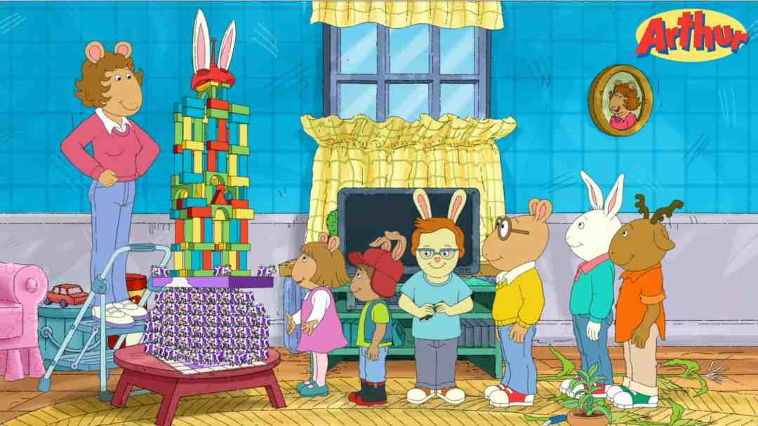 Arthur and Autism Awareness Month